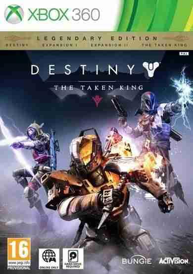 Descargar Destiny The Taken King Legendary Edition [MULTI][iMARS] por Torrent